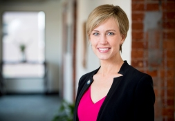 City Council member and candidate for reelection Leirion Gaylor Baird poses for a photograph at Fuse Coworking. KRISTIN STREFF, Journal Star